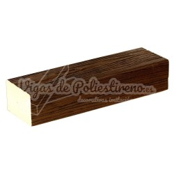 VIGA ECONOMICA MACIZA 12CM DE ANCHO X 8CM DE ALTO X 2.6M DE LARGO